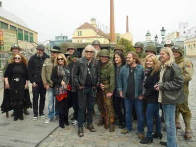 Společně s LYNYRD SKYNYRD, legendární to americkou kapelou.